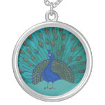 The Peacock Custom Necklace