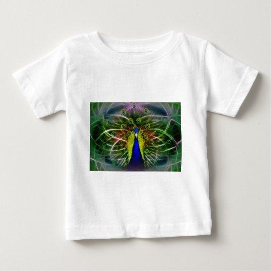The Peacock Dreamcatcher Baby T-Shirt
