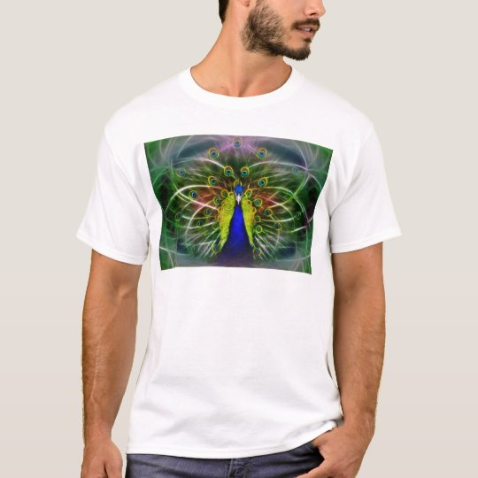 The Peacock Dreamcatcher T-Shirt