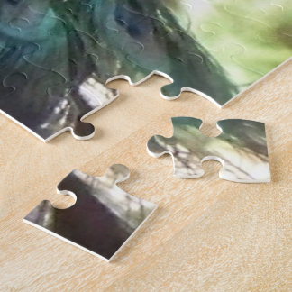 The Peacock Jigsaw Puzzle