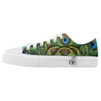 The Peacock Low-Top Sneakers