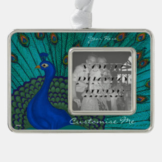 The Peacock Ornament