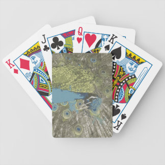 The Peacock Playing Cards