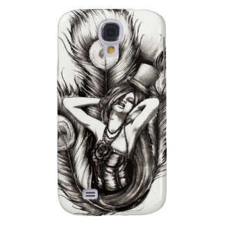 The Peacock Samsung Galaxy S4 Cover