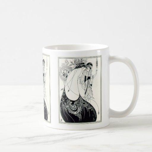 The Peacock Skirt Mug / Cup / Coffee Mug