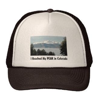 The Peak Cap Trucker Hat