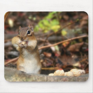 The Peanut Fiend Mouse Pad