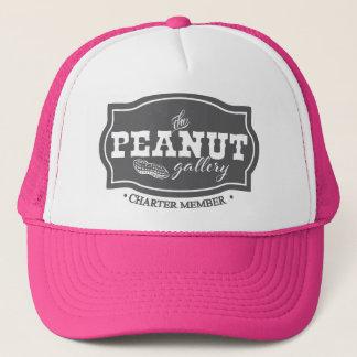 The Peanut Gallery, Charter Member, Trucker Hat