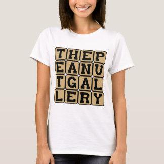 The Peanut Gallery, Cheap Seats T-Shirt