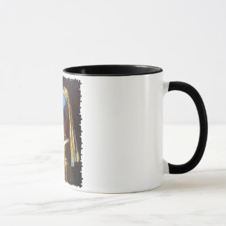 The Pearl Earring puzzle Mug