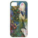 The Pearl Mermaid iPhone 5 Covers