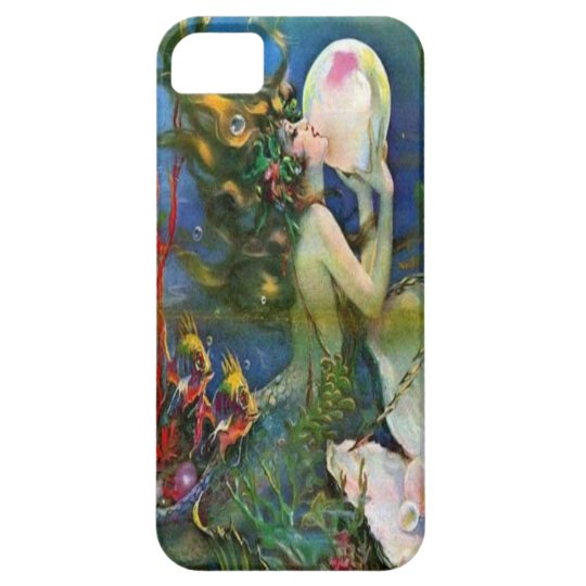 The Pearl Mermaid iPhone SE/5/5s Case