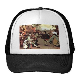 The Peasant Dance - 1568 Mesh Hat
