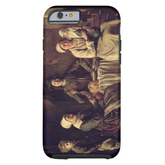 The Peasant Family, 1642 (oil on canvas) Tough iPhone 6 Case