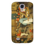 The Peasant Wedding - 1568 Samsung Galaxy S4 Covers