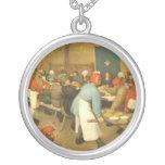 The Peasant Wedding - 1568 Necklaces