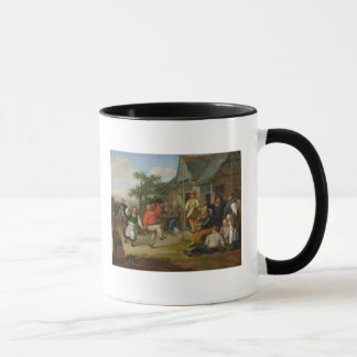 The Peasants' Dance, 1678 Mug