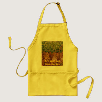 The Pecan Grove by Charles Adult Apron