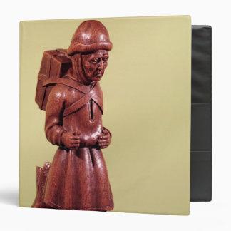 The Peddler of Swaffham, c.1462 Vinyl Binder