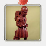 The Peddler of Swaffham, c.1462 Christmas Tree Ornament