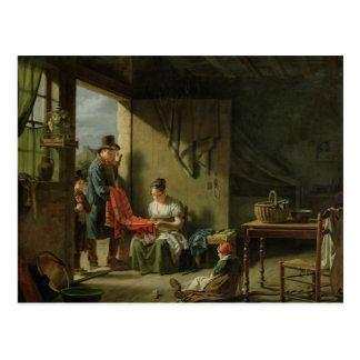 The Pedlar, 1812 Postcard