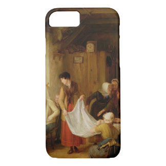 The Pedlar, 1814 (oil on panel) iPhone 8/7 Case