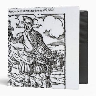 The Pedlar, published by Hartman Schopper Vinyl Binder
