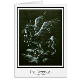 The Pegasus Greeting Card