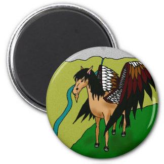 The Pegasus Magnet