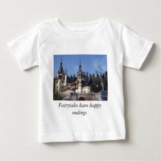 the Peles Castle Baby T-Shirt