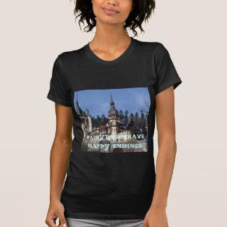 the Peles Castle T-Shirt
