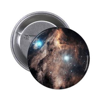 The Pelican Nebula Pinback Button