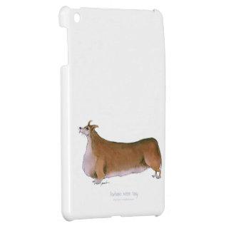 the pembroke welsh corgi, tony fernandes iPad mini cover