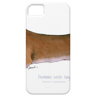 the pembroke welsh corgi, tony fernandes iPhone SE/5/5s case