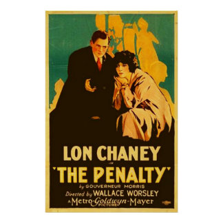 The Penalty1920 Posters