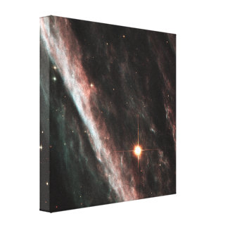 The Pencil Nebula Canvas Print