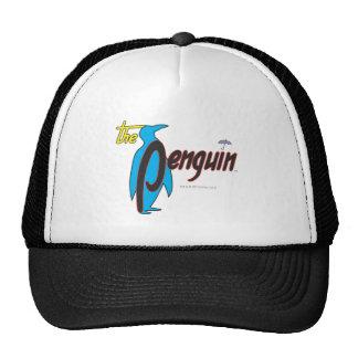 The Penguin Logo 2 Trucker Hats