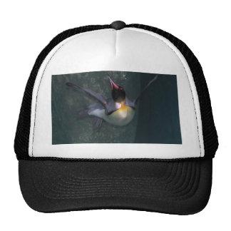 The Penguin Plunge Mesh Hat