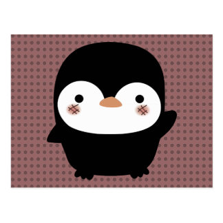 the penguin postcard