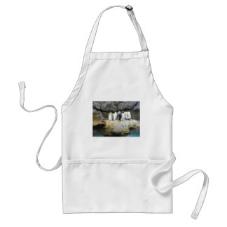The Penguin Story Adult Apron