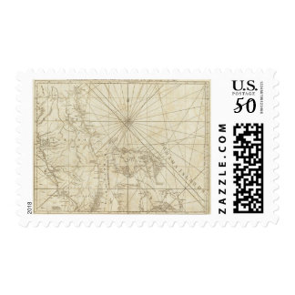 The Peninsula and Gulf of Florida Postage