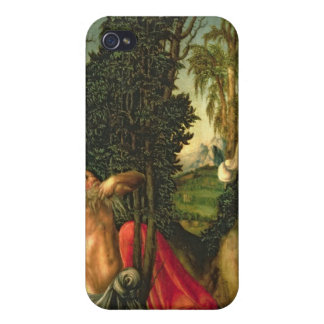 The Penitence of St. Jerome, 1502 iPhone 4 Cover