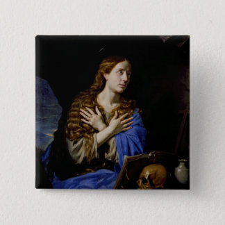 The Penitent Magdalene, 1657 Button