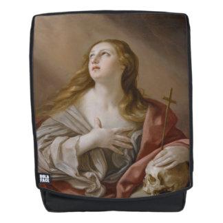 """""""The Penitent Magdalene"""" art backpack"""