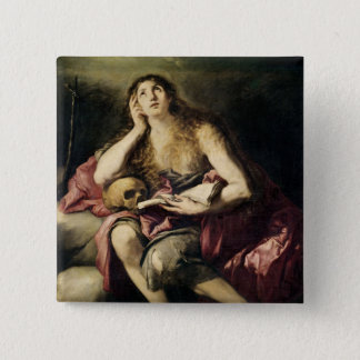 The Penitent Magdalene Button