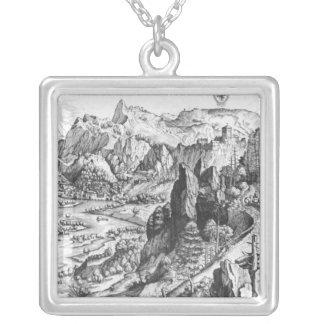 The Penitent Magdalene Custom Necklace