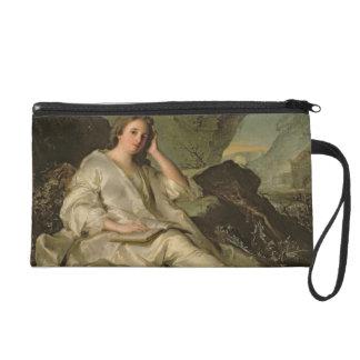 The Penitent Magdalene (oil on canvas) Wristlet