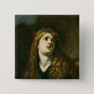 The Penitent Magdalene Pinback Button