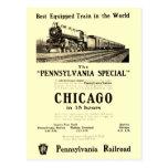The Pennsylvania Special Postcard