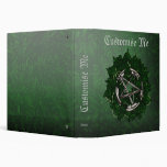 The Pentacle & The Ivy 3 Ring Binder